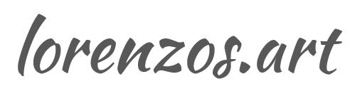 Über mich - lorenzos.art